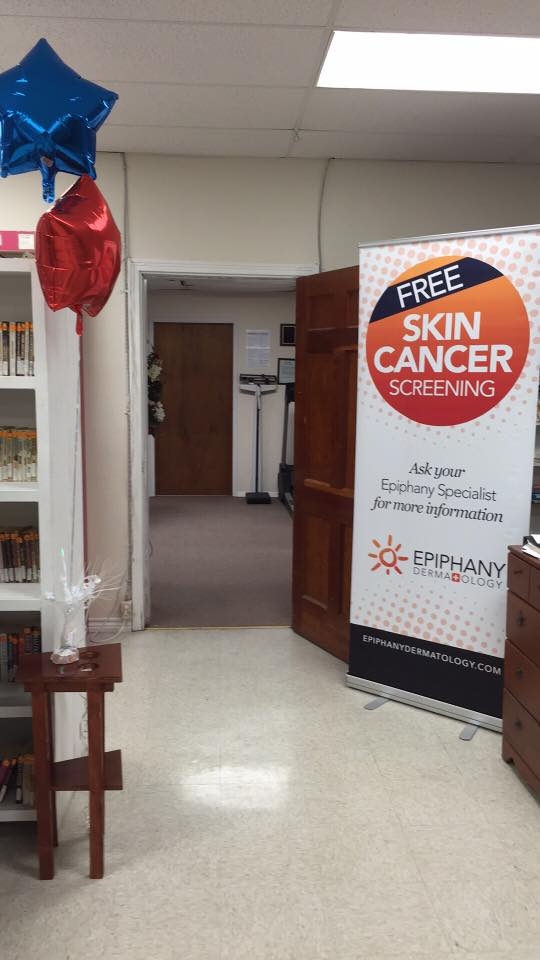 One of Epiphany Dermatology's offices