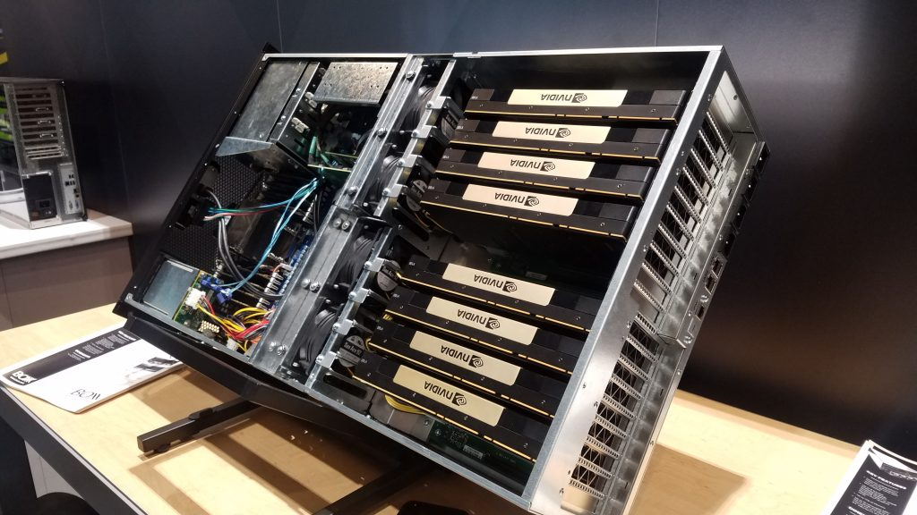 The Nvidia Workstations from BOXX Technologies